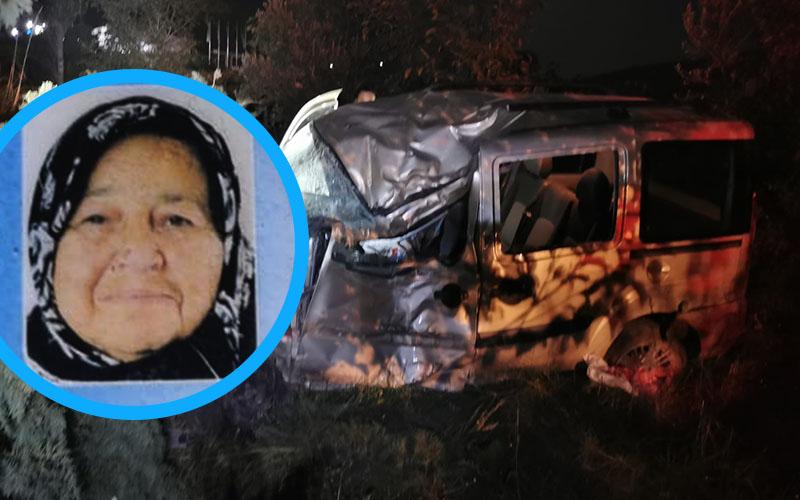 Mıcır kazasından ikinci ölüm haberi