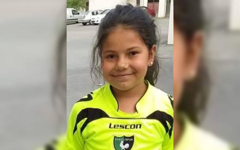 8 yaşındaki Berra kaza kurbanı