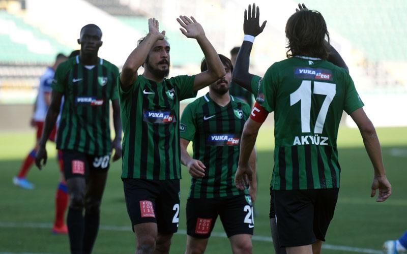 Horoz'dan 3 gollü galibiyet: 3-1
