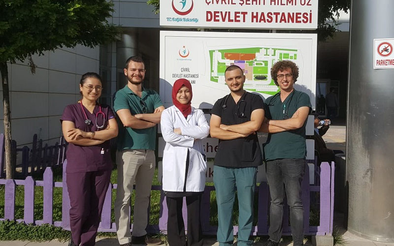 Denizli'ye 95 doktor ataması yapıldı