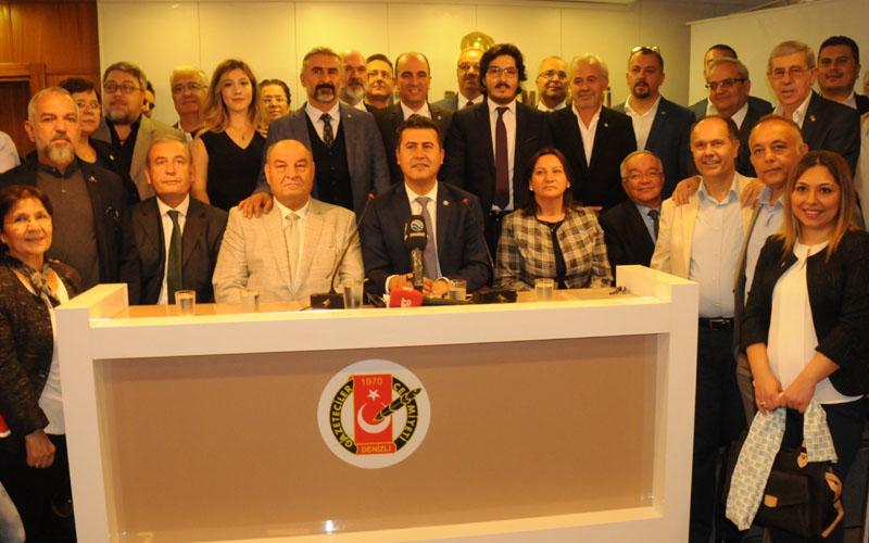 İYİ Parti Denizli İl Yönetimi açıklandı
