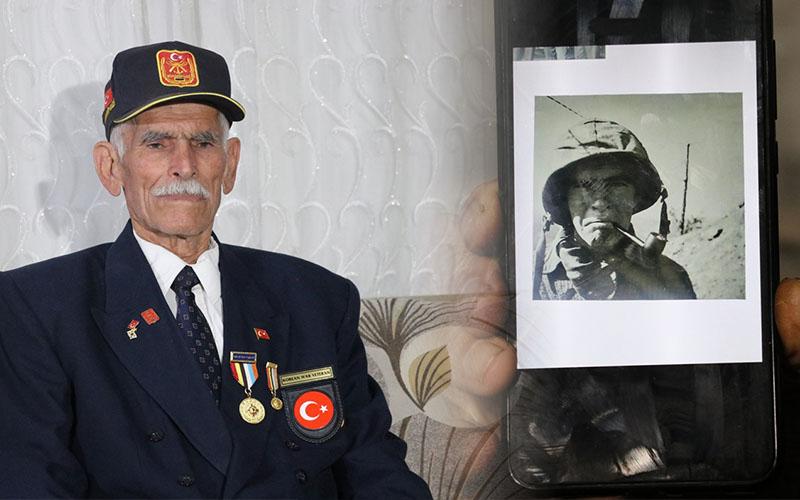 Denizlili Kore gazisi, savaş yıllarındaki fotoğrafını 69 yıl sonra gördü
