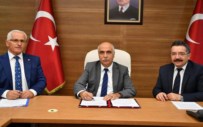 Milli Eğitim ile GEKA arasında teknik dek-stek protokolü imzalandı