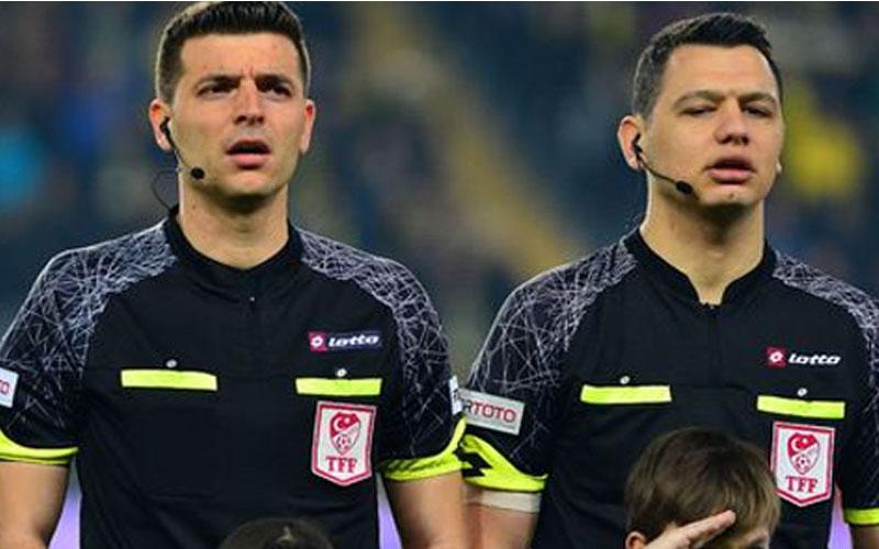 Denizli bölgesi hakemi Öztürk'e UEFA'dan görev