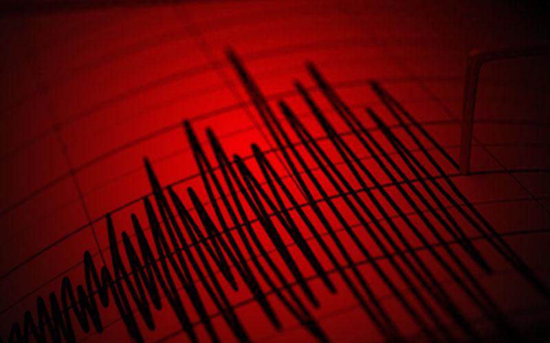 4 ilçede 4 deprem meydana geldi