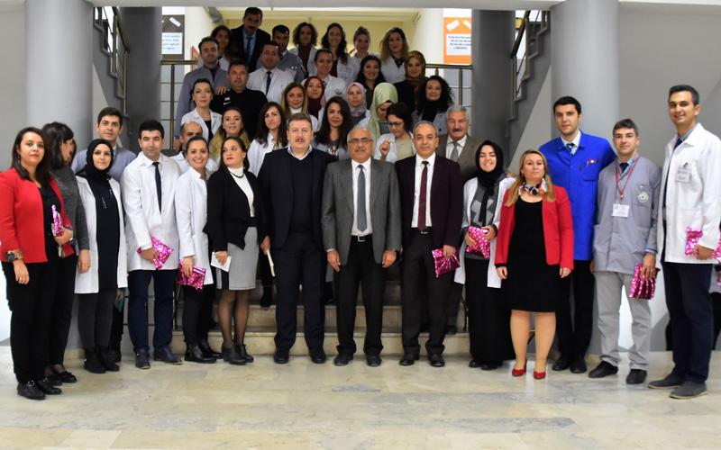DOSTEK'te 24 Kasım Öğretmenler Günü kutlandı