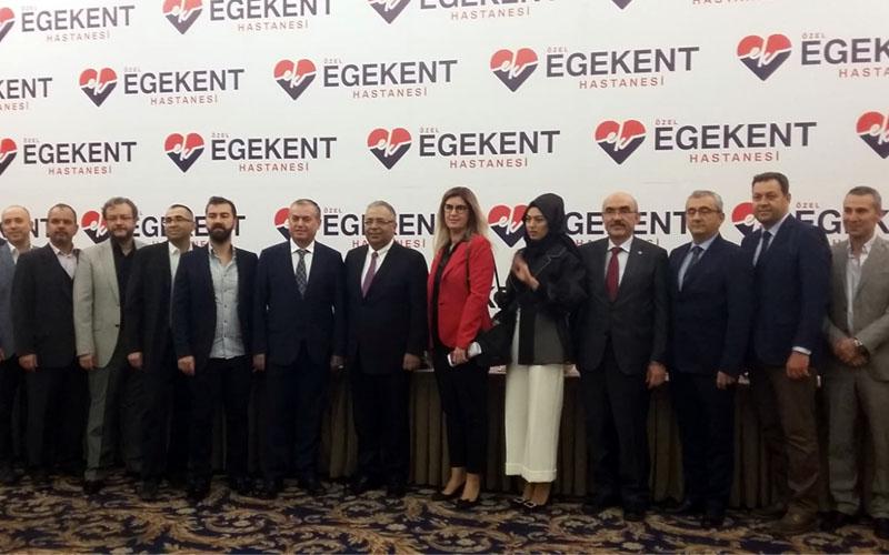 Mustafa Üstek, hastane satın alarak sağlık sektörüne girdi