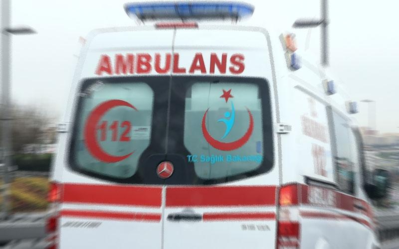 Kapısı açıldı, yerde bulundu, hastaneye götürüldü ama…