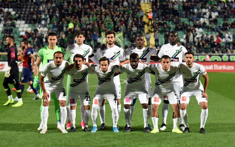 Ziraat Türkiye Kupası'nda Denizlispor Altınordu ile eşleşti