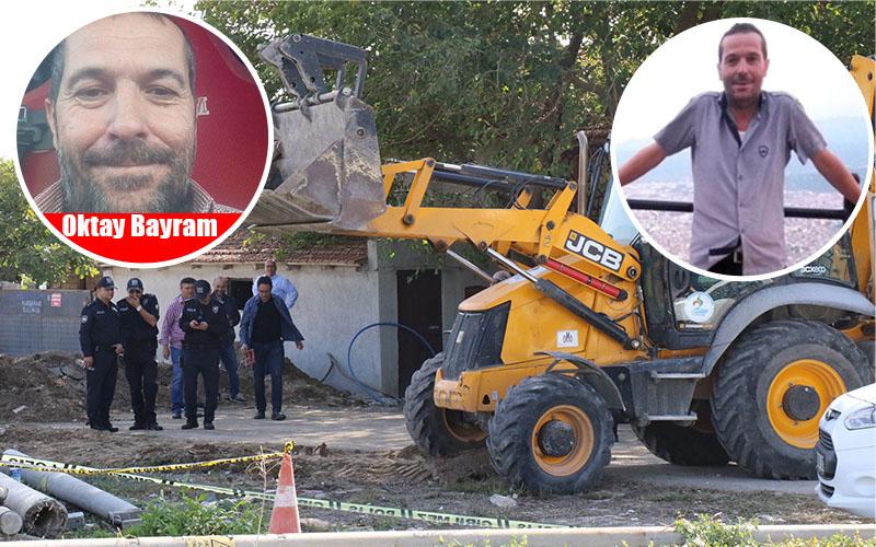 Öldürdüğü adamı gömdüğü yeri cezaevinde itiraf etti