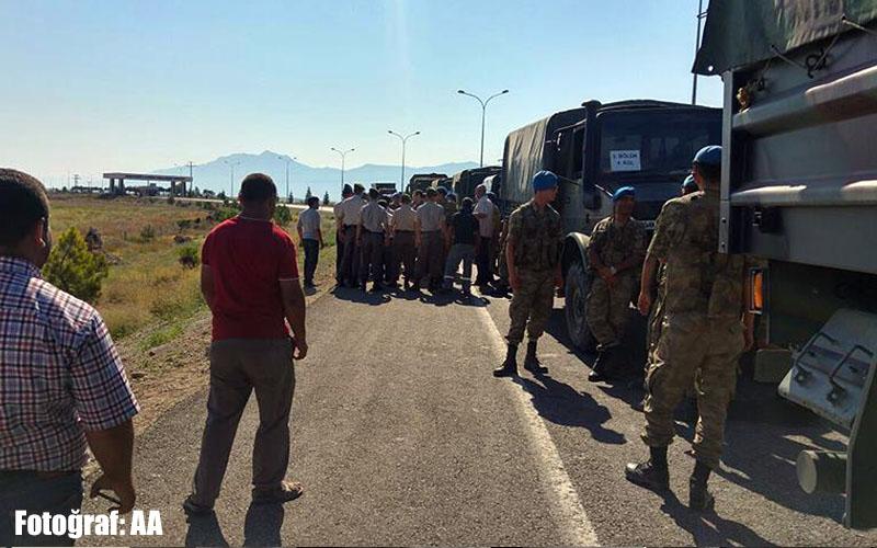 Yargıtay 33 askerle ilgili beraat kararını bozdu