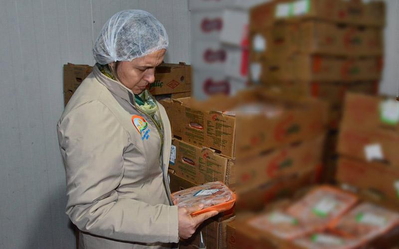 Ürün bazlı gıda denetiminde 183 işletmeye ceza