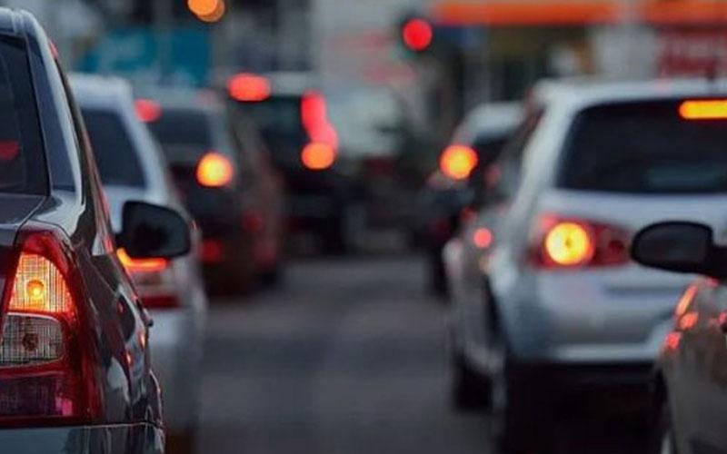 Denizli'de bir yılda 6.312 motorlu taşıt satıldı