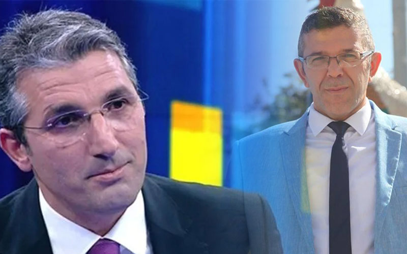 Milletvekili Öztürk ile gazeteci Şener birbirine girdi