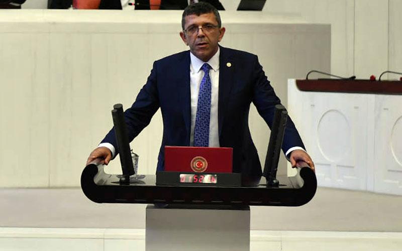 İYİ Partili Öztürk, küfürlü paylaşım için özür diledi