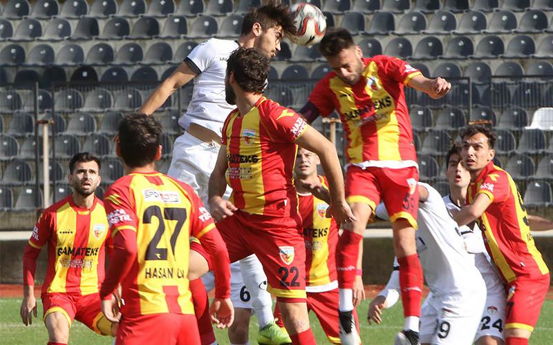 Kızılcabölük, Manisaspor'a gol yağdırdı: 2-6