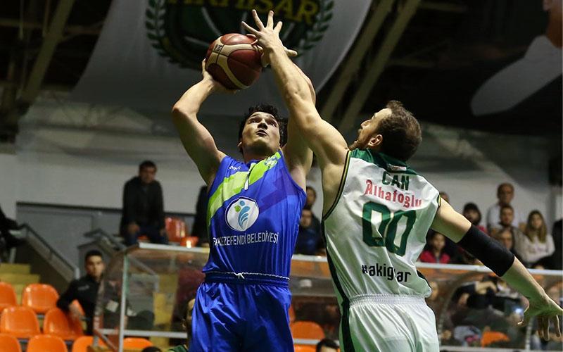 Merkezefendi Basket, lider Fethiye'yi ağırlayacak