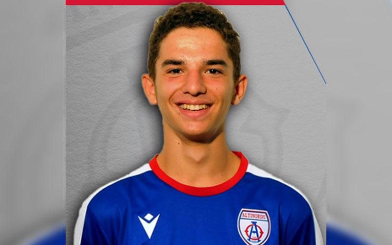 Denizlili Muhammet, Hallen Cup'ta gol kralı oldu