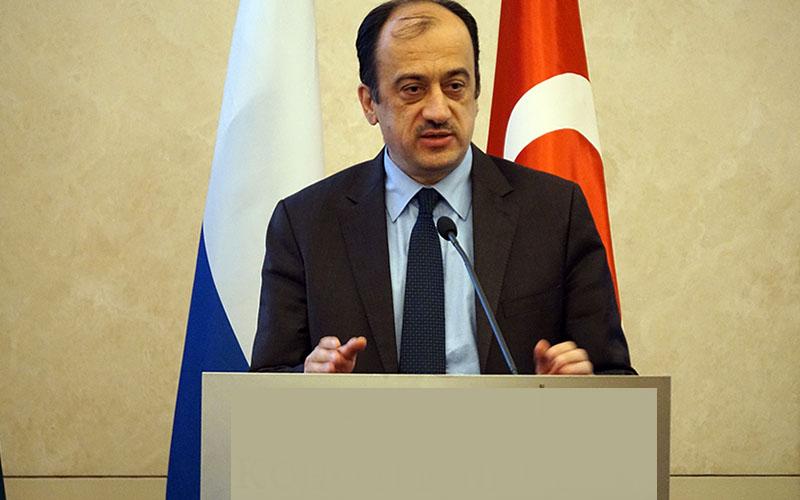 Denizlili diplomat Davutoğlu'nun partisine mi giriyor?
