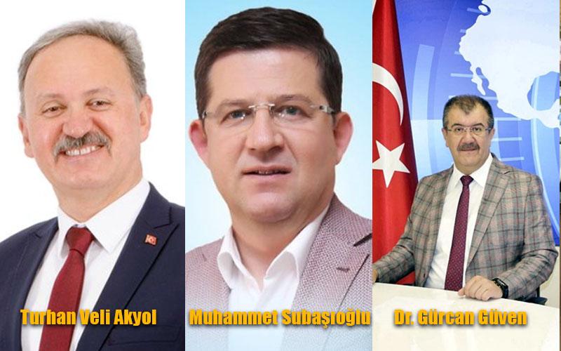 AK Partili eski başkanlara yeni görevler