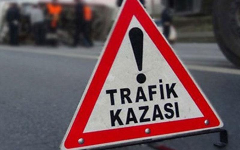 Denizli-Ankara kara yolunda kaza: 4 yaralı
