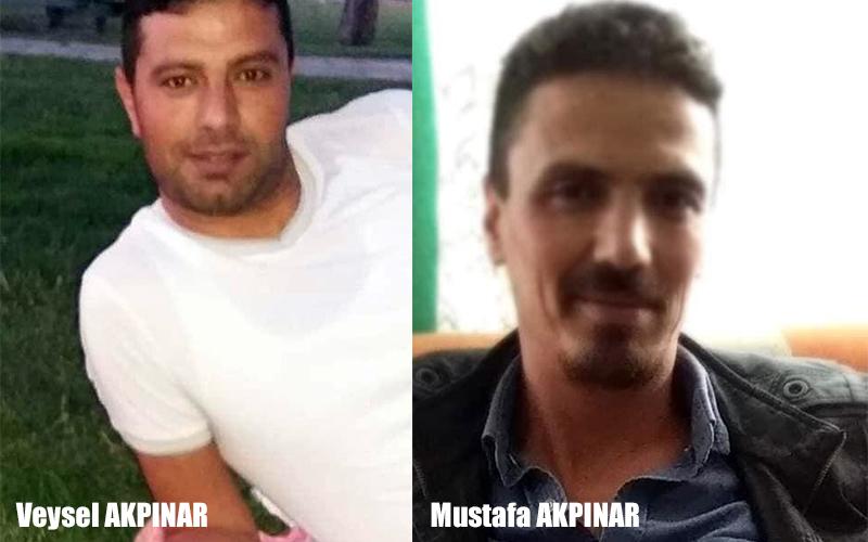 İki kardeşin kredi kartı yüzünden öldürüldüğü iddia edildi