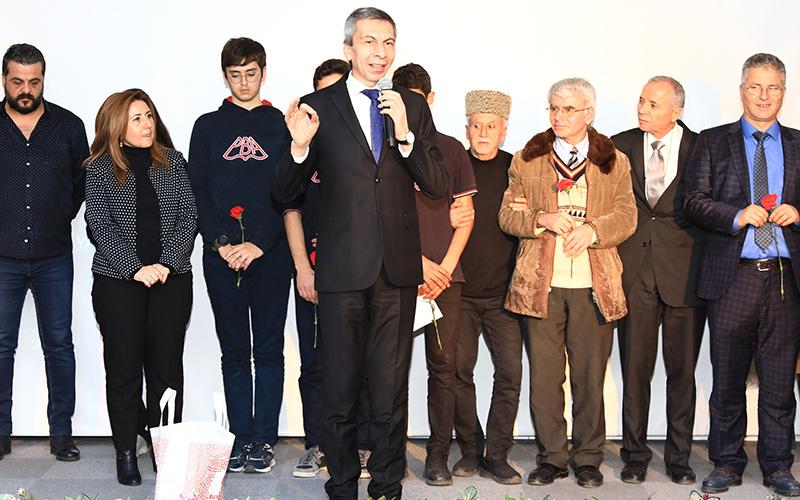 Büyükşehir'den, Şair Arif Nihat Asya'yı anma programı