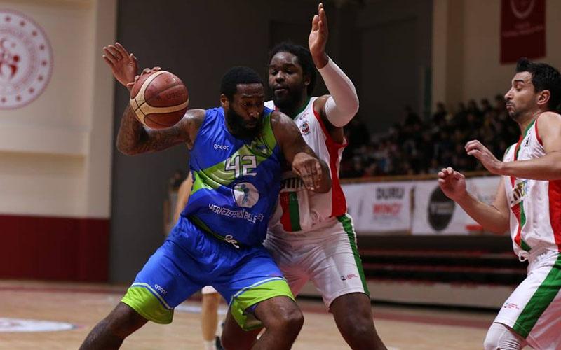 Merkezefendi Denizli Basket, Yalovaspor'a 86-73 yenildi
