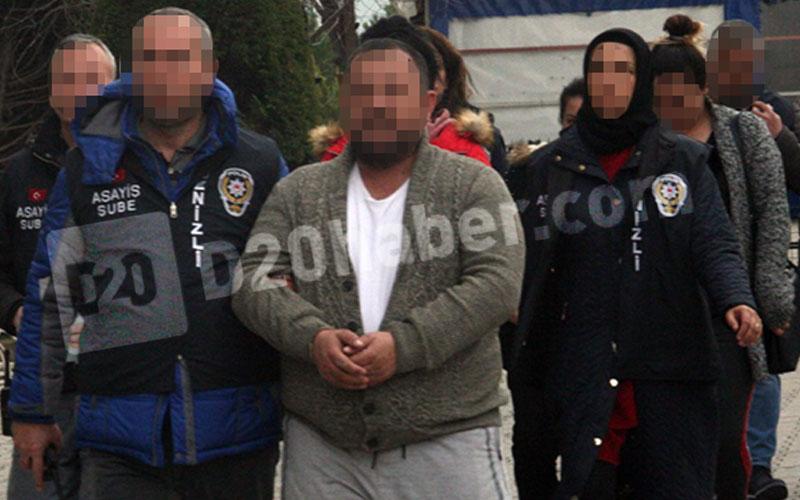 Escort operasyonunda 3'ü kadın 4 kişi yakalandı
