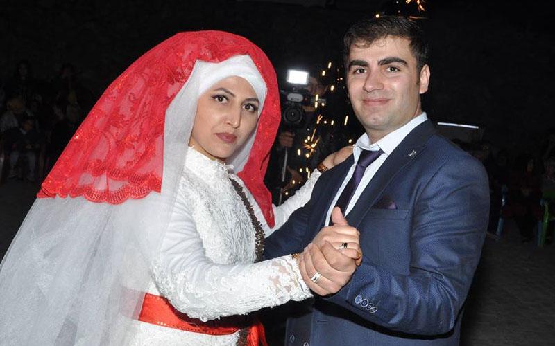 Henüz 1,5 yıllık evliydiler, ölüm ayırdı