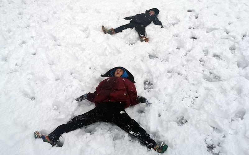 Okullarda kar tatili haberleri gelmeye devam ediyor