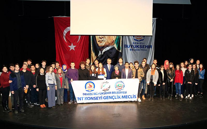 Gençlik Meclisi çatısı altında kurulan Lise Komisyonu seçimi yapıldı