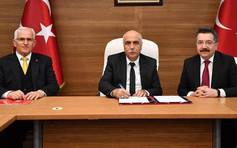 GEKA ile MEM arasında teknik destek protokolü imzalandı