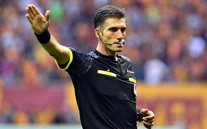 Denizlispor-Kayserispor maçının hakem triosu belli oldu