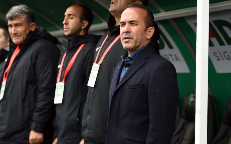 Denizlispor, Kayserispor'a evinde yenildi: 0-1