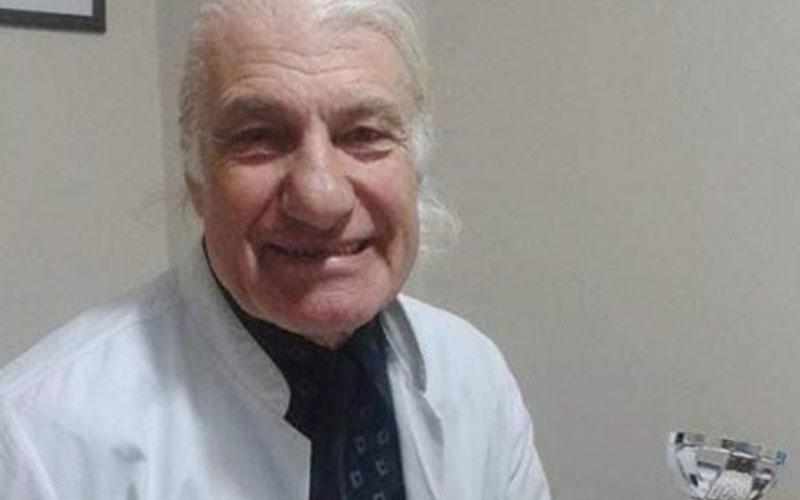 Dr. Cemal Özkan, corona tedavisi sonrası yaşamını yitirdi