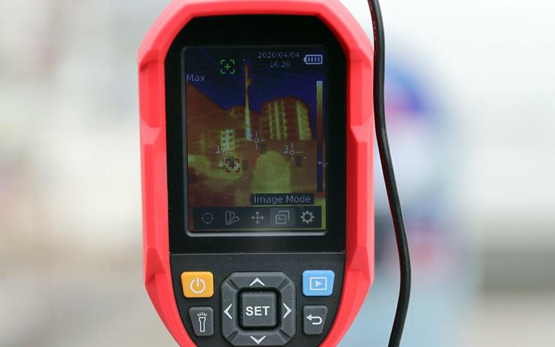 Pamukkale'de pazaryerlerine ısı ölçerli kamera önlemi