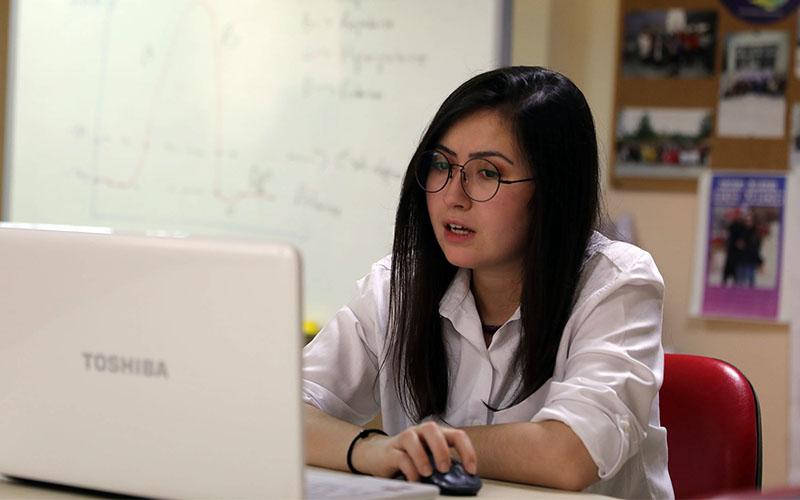 Eğitim için El Ele'de online uygulama