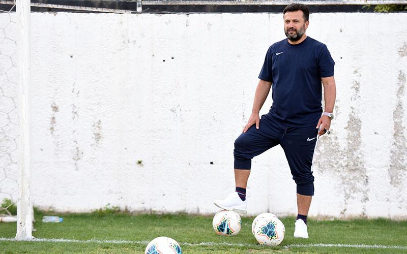 Uygun: Oruç nedeniyle futbola özgü çalışma yapamıyoruz