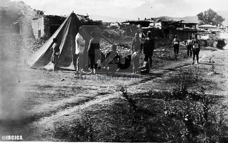 121 yıl önce depremin yerle bir ettiği ilçe: Sarayköy