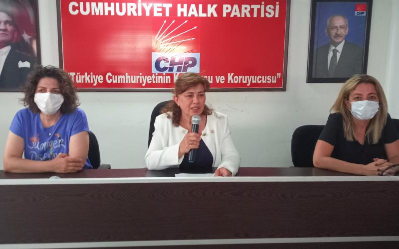 """Kocabay'dan AK Partili Zengin'e """"kadın"""" yanıtı"""