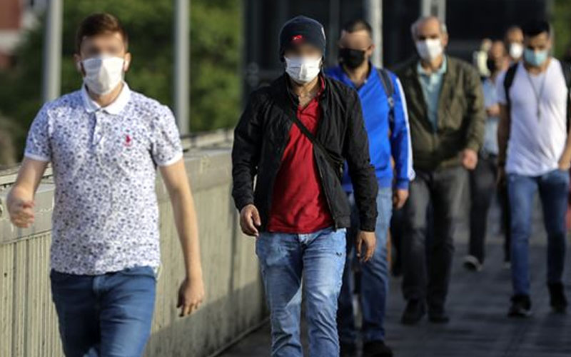 Denizli'de maske denetimi! 753 kişiye ceza yazıldı