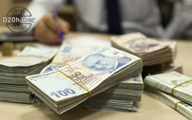 Denizli'de kullanılan kredi miktarı 50 milyar liraya dayandı