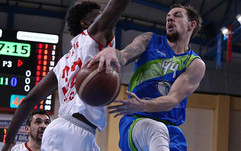 Denizli Basket'in Süper Lig başvurusu kabul edilmedi