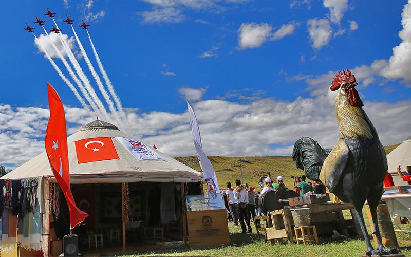 Malazgirt Zaferi'nin 949. yıl dönümü etkinlikleri başladı