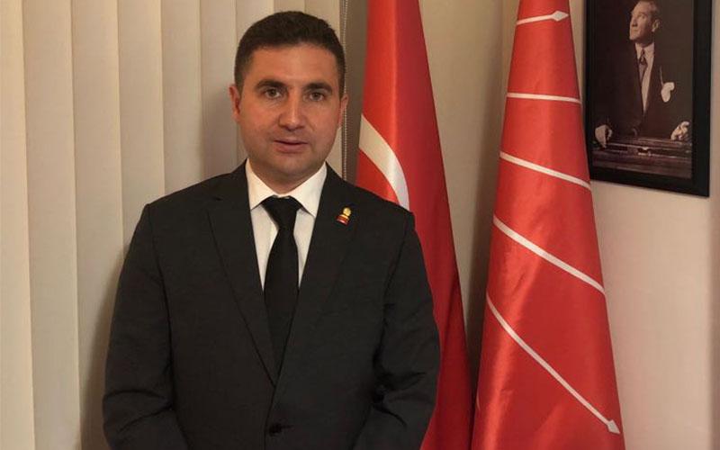 CHP Merkezefendi eski İlçe Başkanı Tolga Varlıker ile 4 isim geçici olarak ihraç edildi