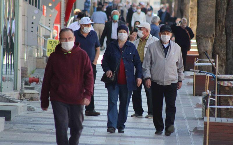 Denizli'de coronavirüs vakaları arttı, yeni yasaklar geldi