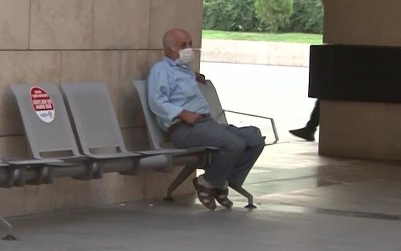 Coronavirüsten karantinada olması gereken kişi otogarda yakalandı