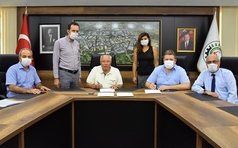 DOSTEK Kolejine 100 bin dolarlık makine anlaşması