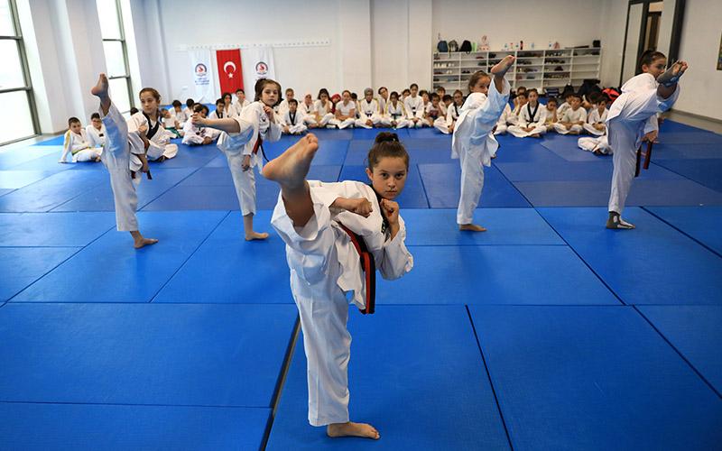 Büyükşehir Belediyesinin spor kursları 15 Eylül'de başlayacak